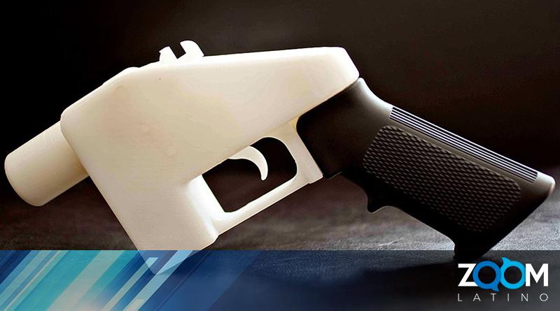 Alcaldesa Bowser anunció la prohibición de las armas construidas con material indetectables