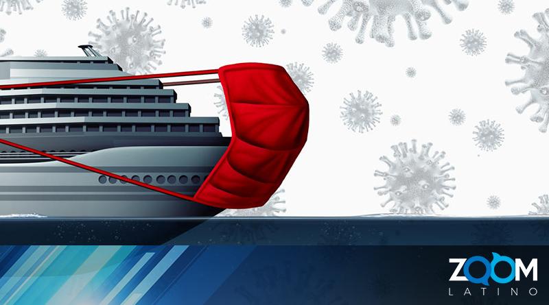 Viajar en cruceros podría aumentar el riesgo contraer el virus