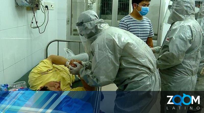 Listado de casos por estado de personas contagiadas de coronavirus