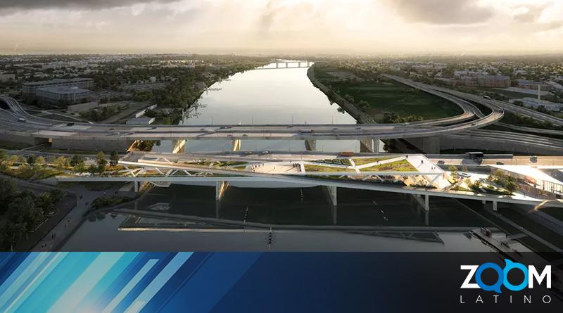 OMA y Olin revelaron el proyecto de construcción del 11th Street Bridge Park en DC