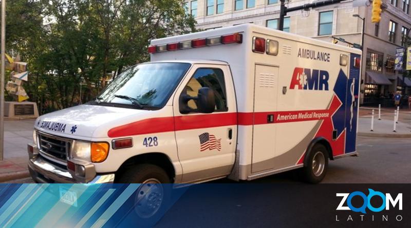"""En DC una ambulancia recorrió las calles con las sirenas de la película """"The Purge"""""""