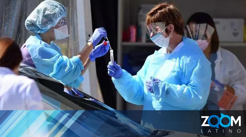 Estudios revelan que varios estados han logrado aplanar la curva de infección en los Estados Unidos