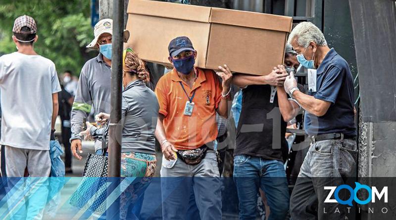 Gobierno de Ecuador recogió más de 700 cuerpo en las calles y viviendas de la capital