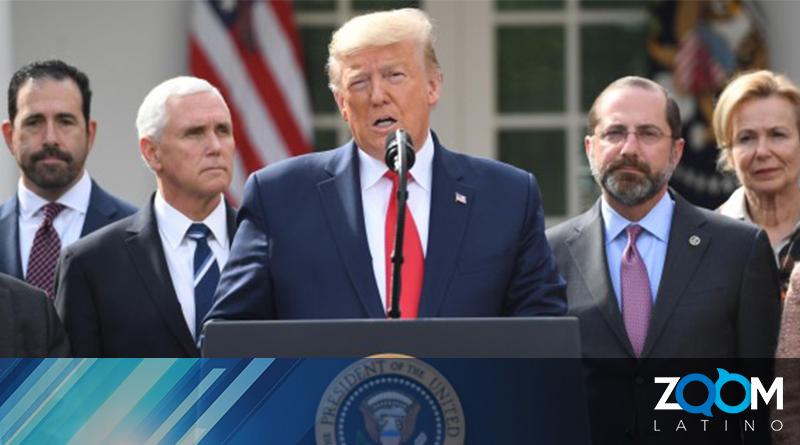 Estados Unidos decreta emergencia nacional por primera vez en la historia