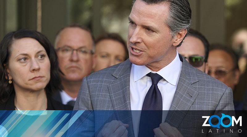 Gobernador de California anunció un fondo de ayuda para inmigrantes indocumentados en el estado