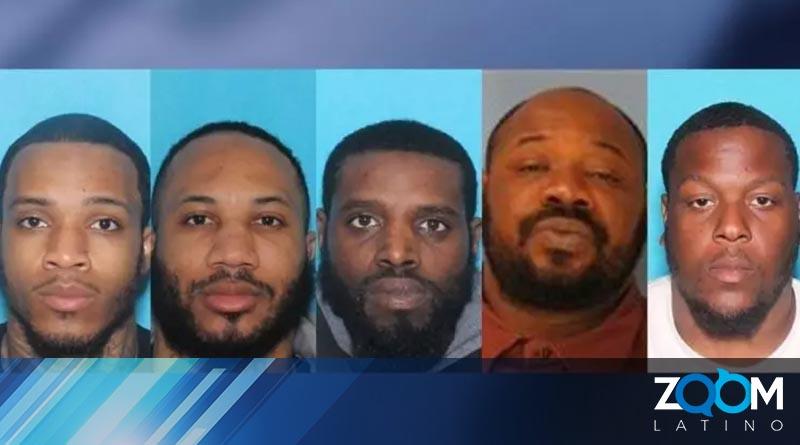 Hombres arrestados por un triple homicidio en Virginia