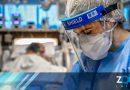 Residentes del condado de Fairfax apoyan al personal médico por la lucha contra el coronavirus