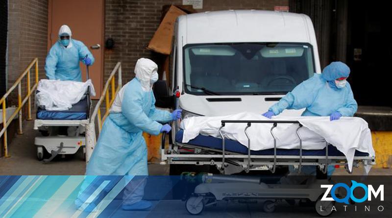 Nueva York dio el salto más grande por muertes por coronavirus