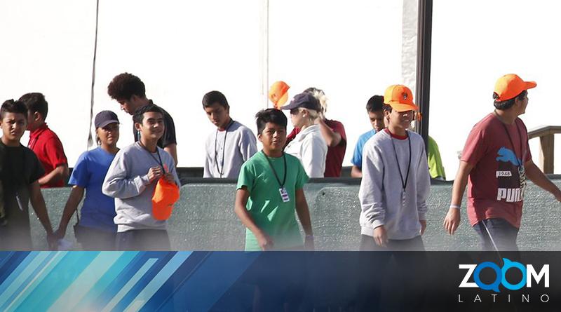 Con las nuevas reglas de inmigración el gobierno deporta a 400 menores en la frontera