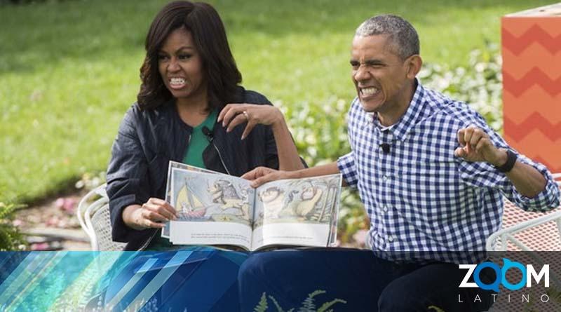 Michelle Obama contará cuentos a los niños a través de trasmisiones en vivo