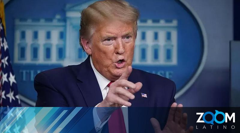 Presidente Trump anunció la suspensión de la inmigración en medio de la pandemia