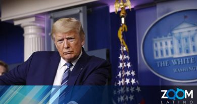 Presidente Trump afirmó comenzar a ver una luz al final del túnel.