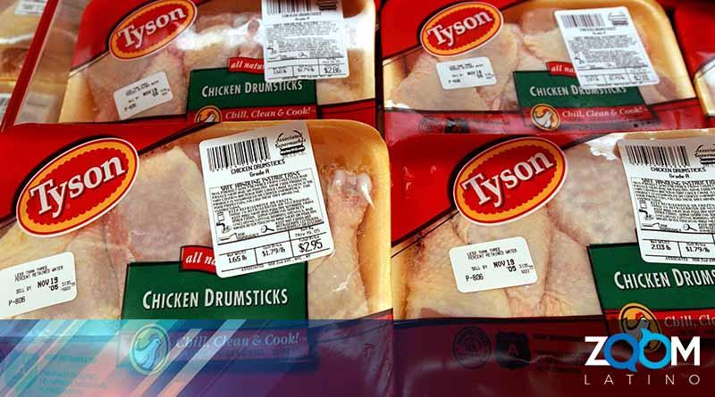Cadena de suministro se podría romper afirma el CEO de Tyson Foods