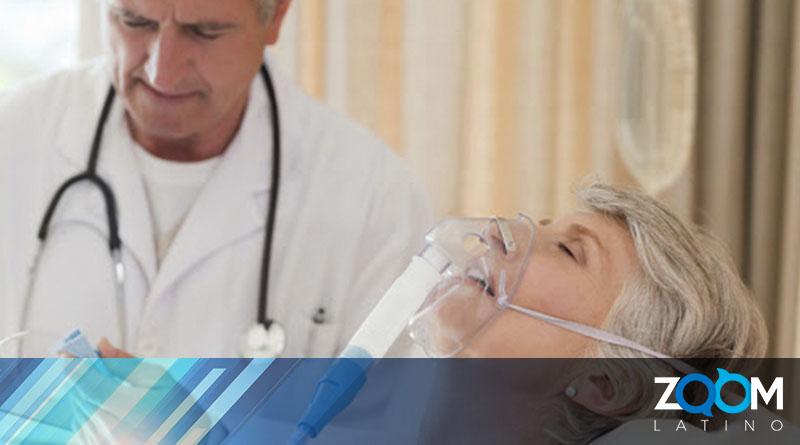 Estudio demuestra una tasa de mortalidad alta en pacientes con ventilación artificial