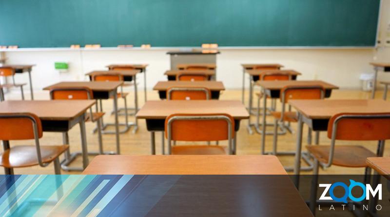 Una escuela en Virginia retoma las clases virtuales despues de brote de COVID-19 entres sus alumnos