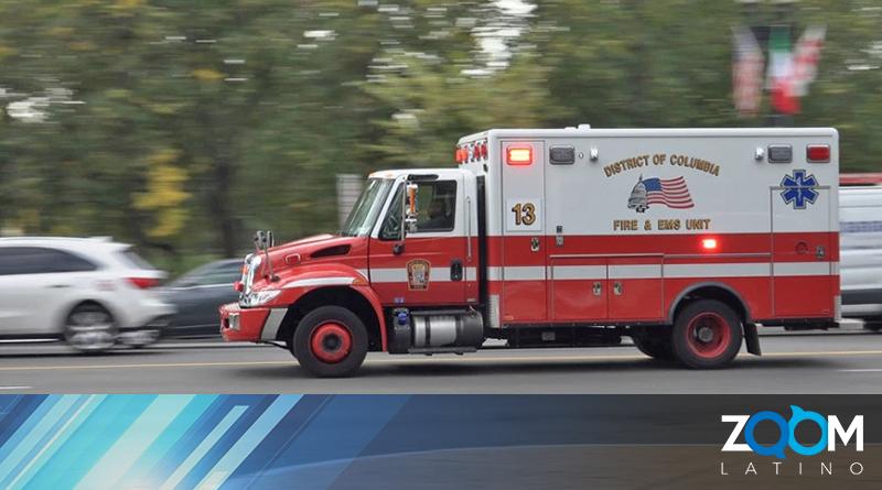 Una persona sin hogar fue incendiado por un hombre en H Street NE