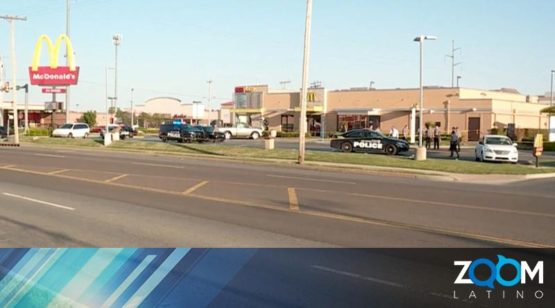 En Oklahoma tres trabajadores de McDonald's fueron heridos