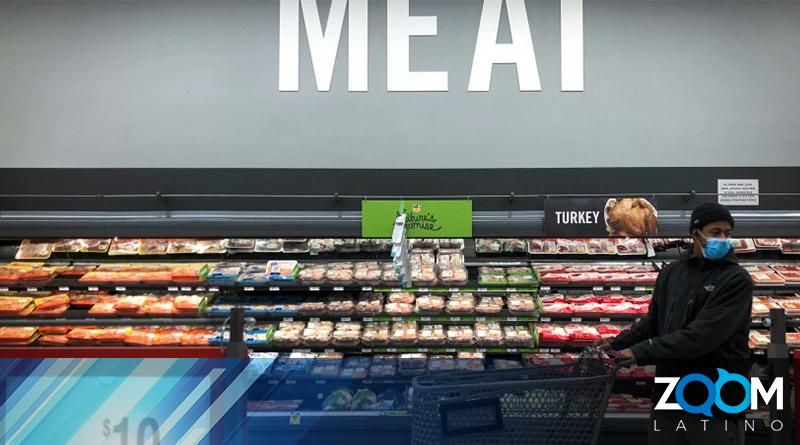 Precios de comestibles aumentaron durante el mes de abril