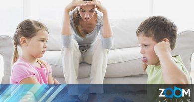 Consejos para los padres en el momento que sus hijos se porten mal