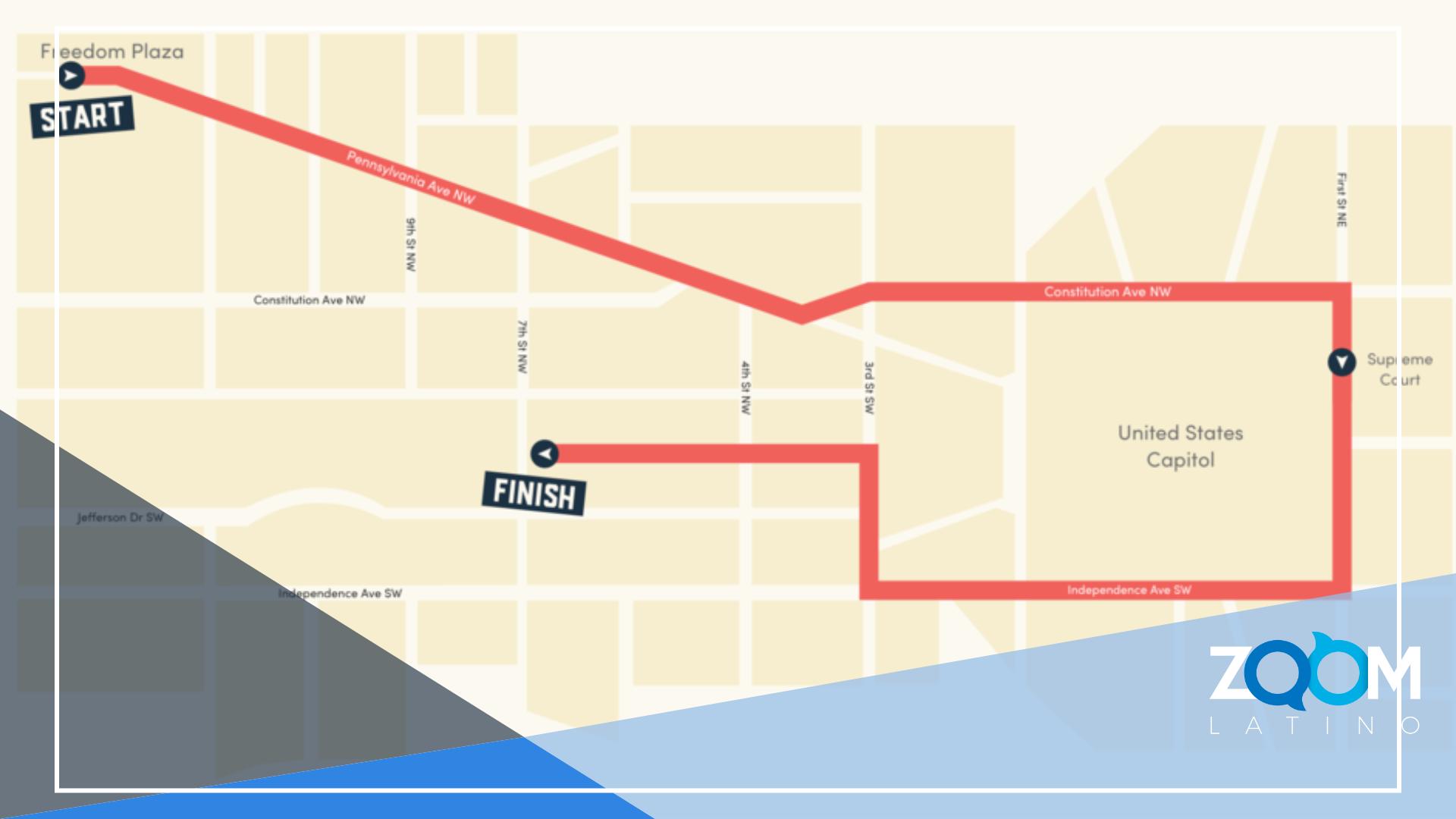 """La Marcha de las Mujeres será la sede de un mitin y un """"maratón de mensajes de texto"""" en DC el 17 de octubre"""