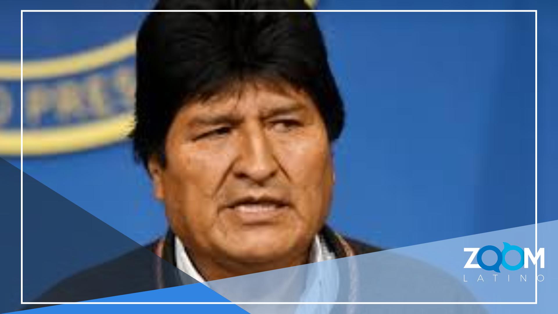 Morales anuncia que volverá 'tarde o temprano' a Bolivia, tras la victoria de Arce