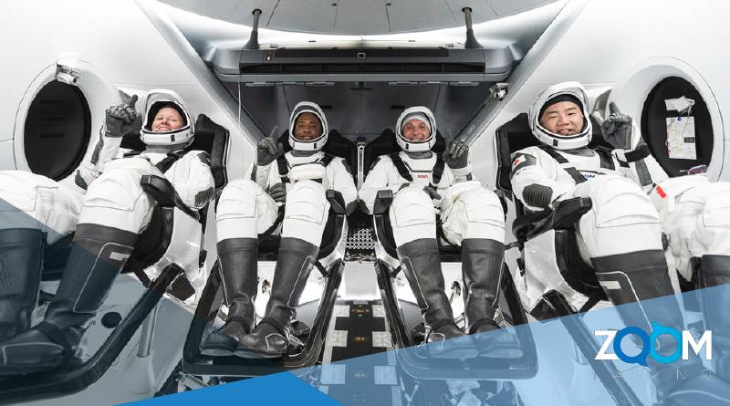 La Nasa y Space X hacen historia con Crew 1.