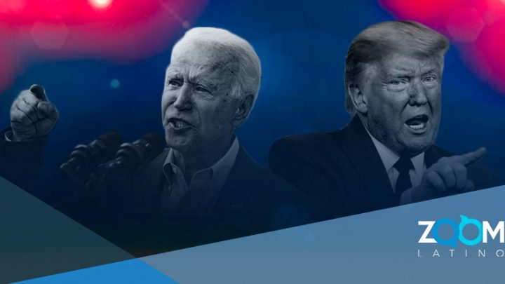 La transición entre Trump y Biden continúa accidentado proceso