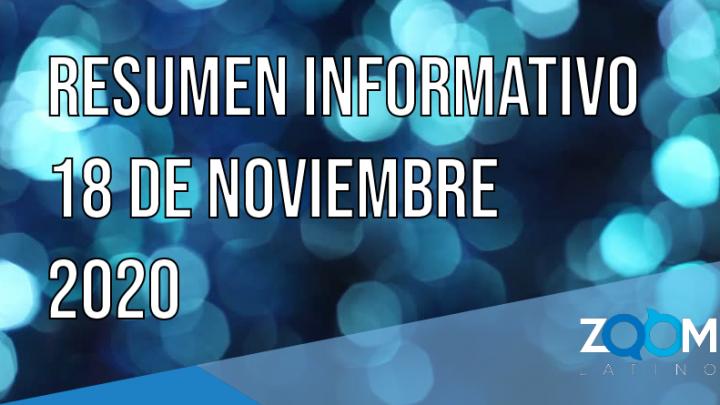 Resumen Informativo 18/11