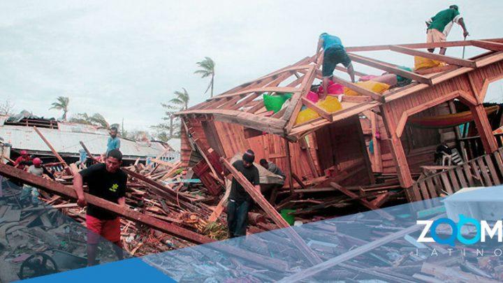 Más de 230 organizaciones piden protección inmediata para centroamericanos que han sido devastados por los huracanes Eta y Iota.