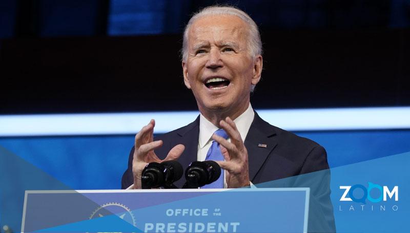 El presidente Biden está dispuesto a vacunar al 70% de los adultos