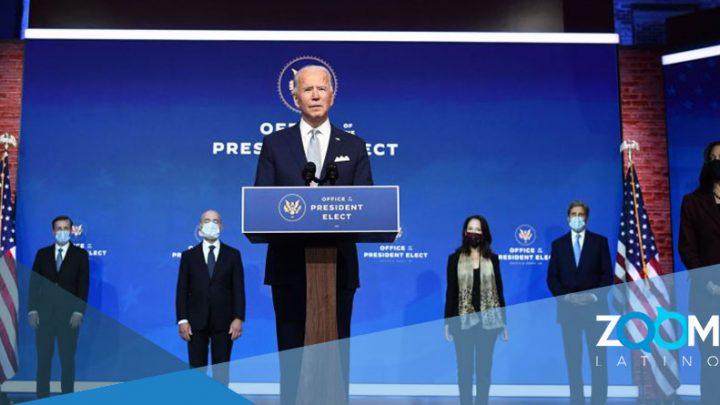 Biden revela elecciones de su gabinete con fuertes relaciones a la administración de Obama