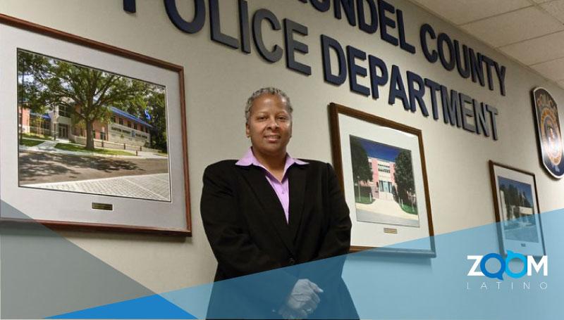 Una nueva jefatura de policía toma responsabilidad en el condado de Anne Arundel