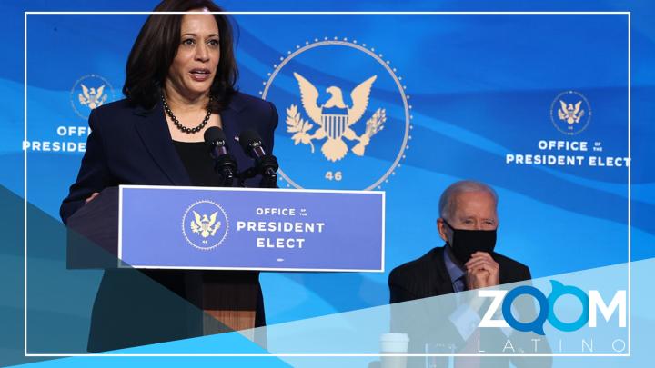 Harris habla sobre la agenda de inmigración