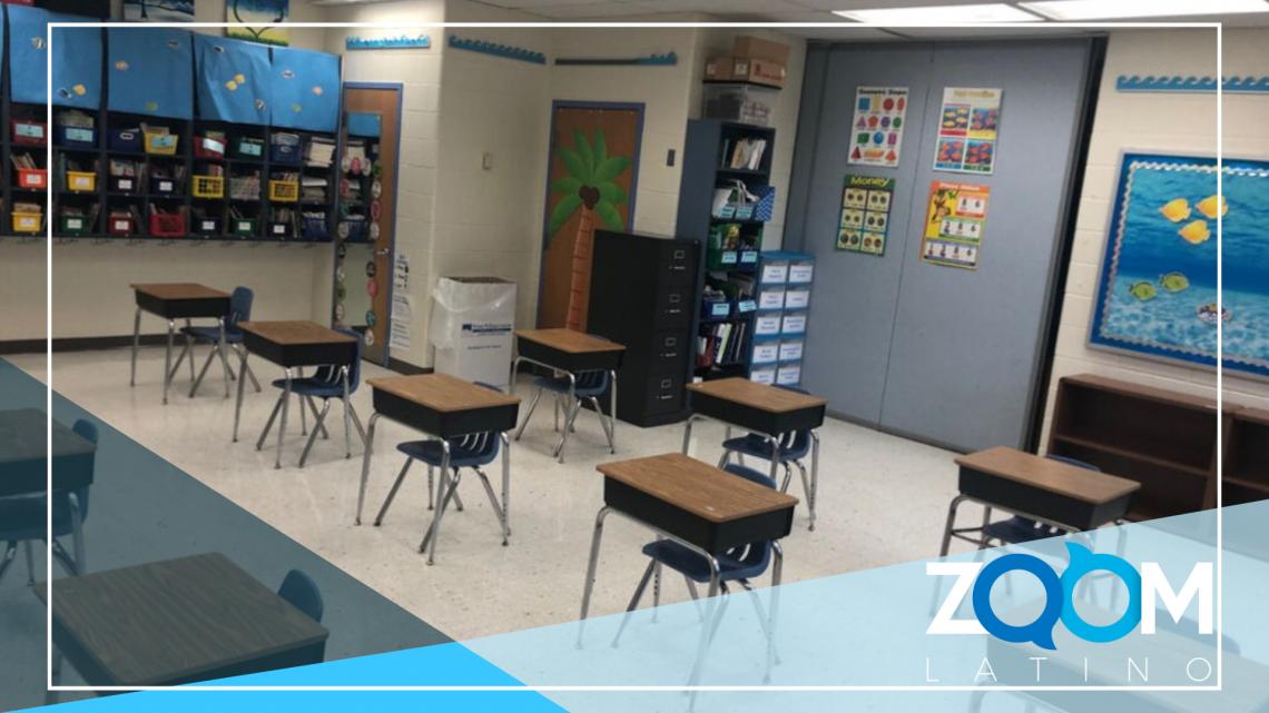 El Condado de Prince Williams plantea 5 días de aprendizaje presencial