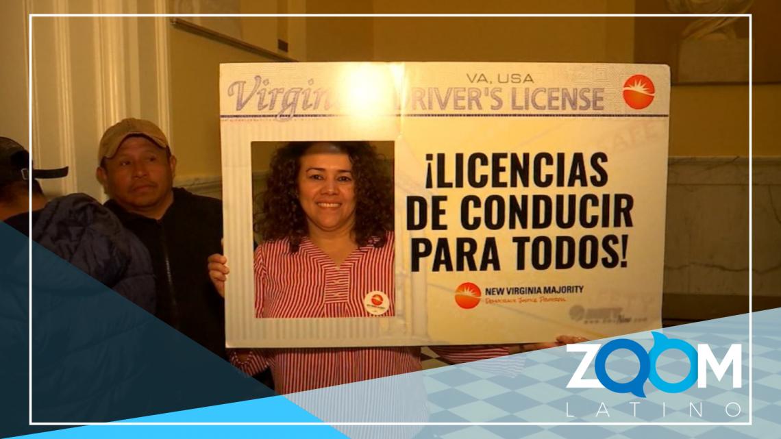 Todo sobre las licencias de conducir para indocumentados en Virginia