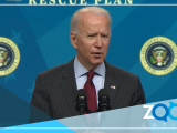 El presidente Biden habló sobre el bajo crecimiento de empleos