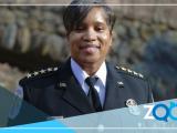 Primera mujer afroamericana en ser la próxima jefa de policía de parques de EE. UU.