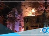 3 muertos en incendio en casa de Hagerstown