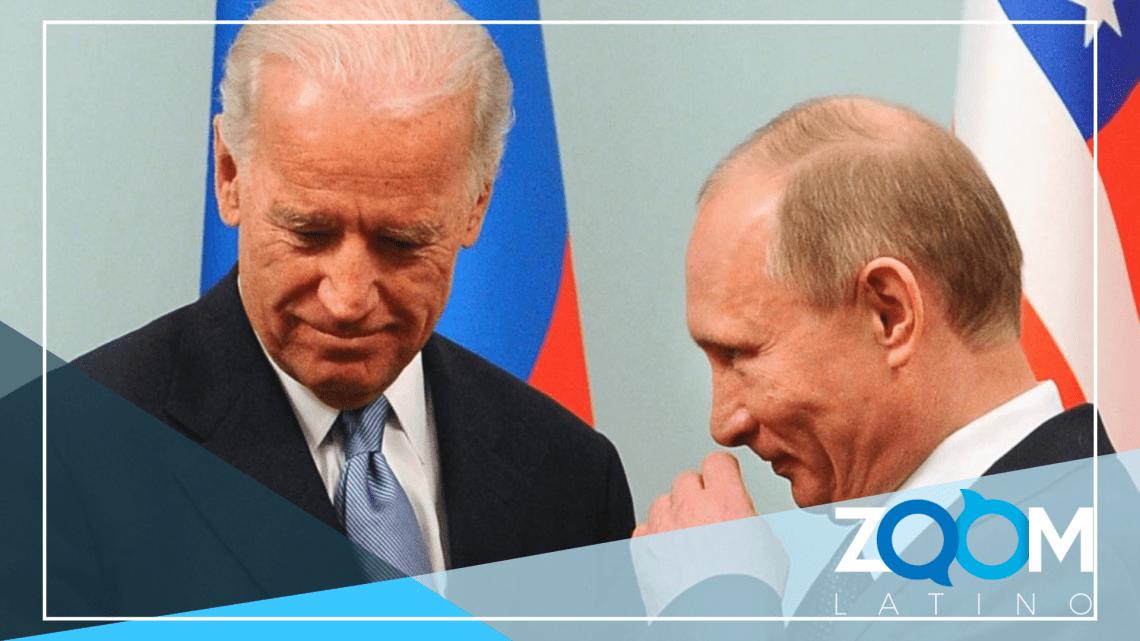 Gobierno de Biden anuncia sanciones a Rusia