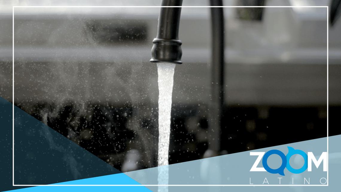 ¿Por qué sabe el agua del grifo puede tener un sabor u olor un poco diferente últimamente?