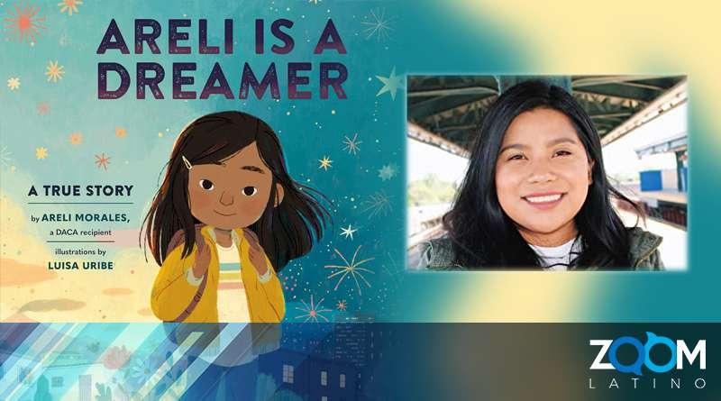 Soñadora escribe un lilbro ilustrado para niños
