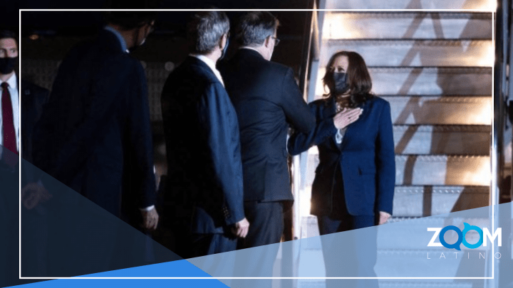 La Vicepresidenta continua visita Mexico