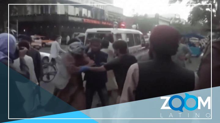 Actualización sobre los ataques terroristas en el aeropuerto de Kabul