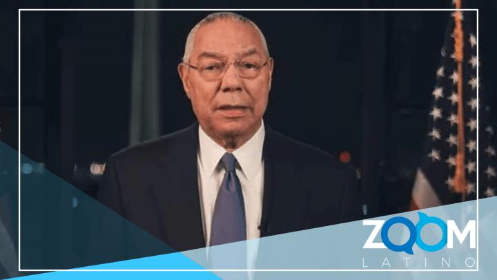 Muere el exsecretario de Estado Colin Powell por complicaciones de COVID-19